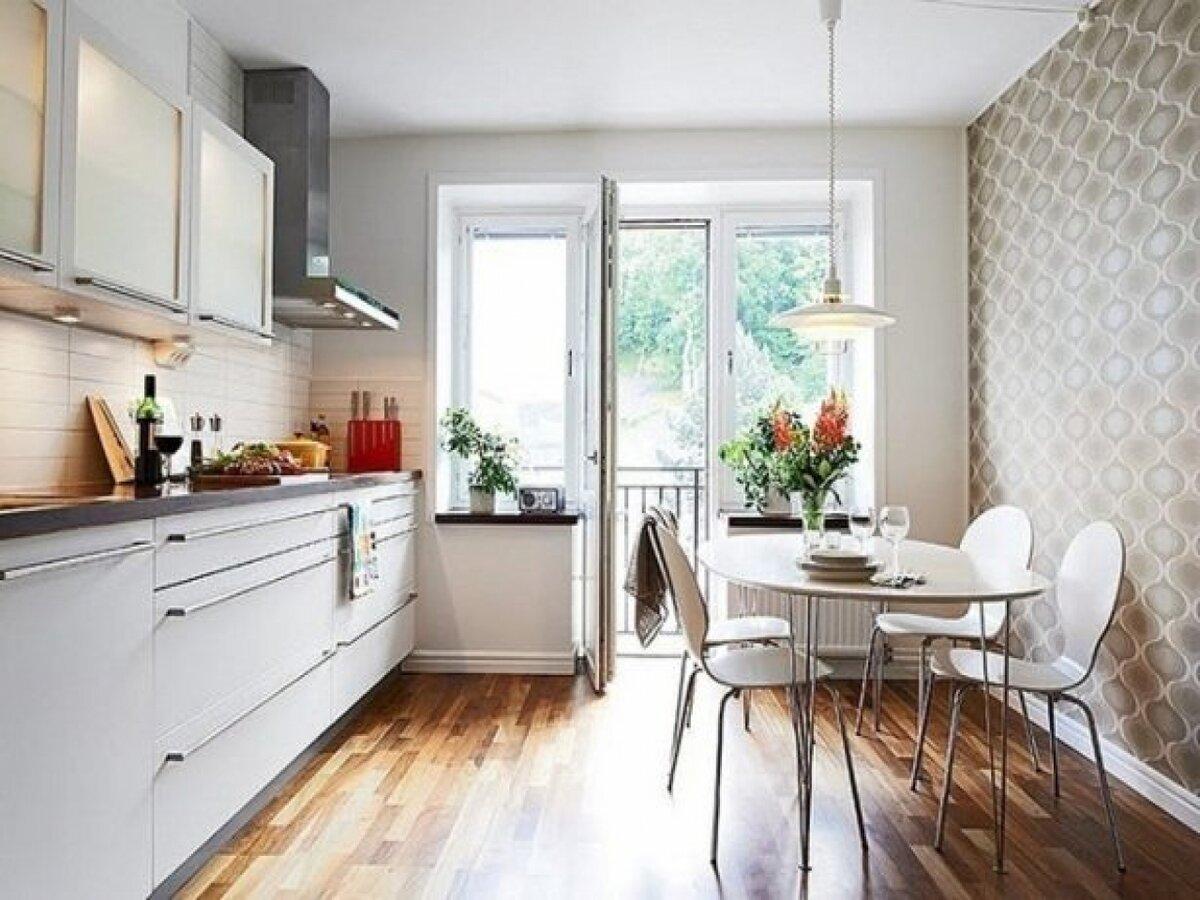 из-за дизайн кухни прямоугольной в картинках крупногабаритные модели
