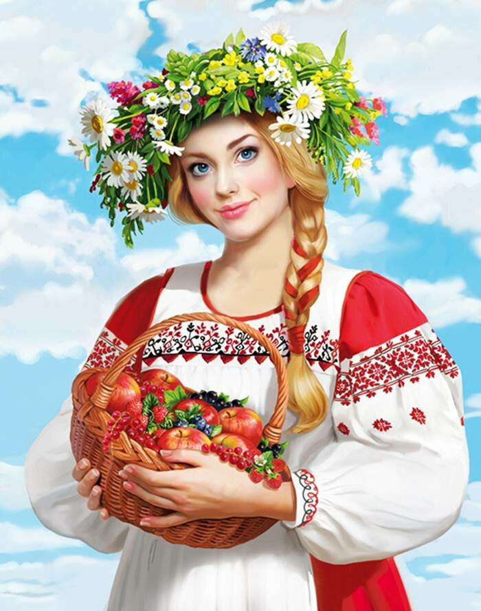 Красивая русская открытка, технике скрапбукинг открытка