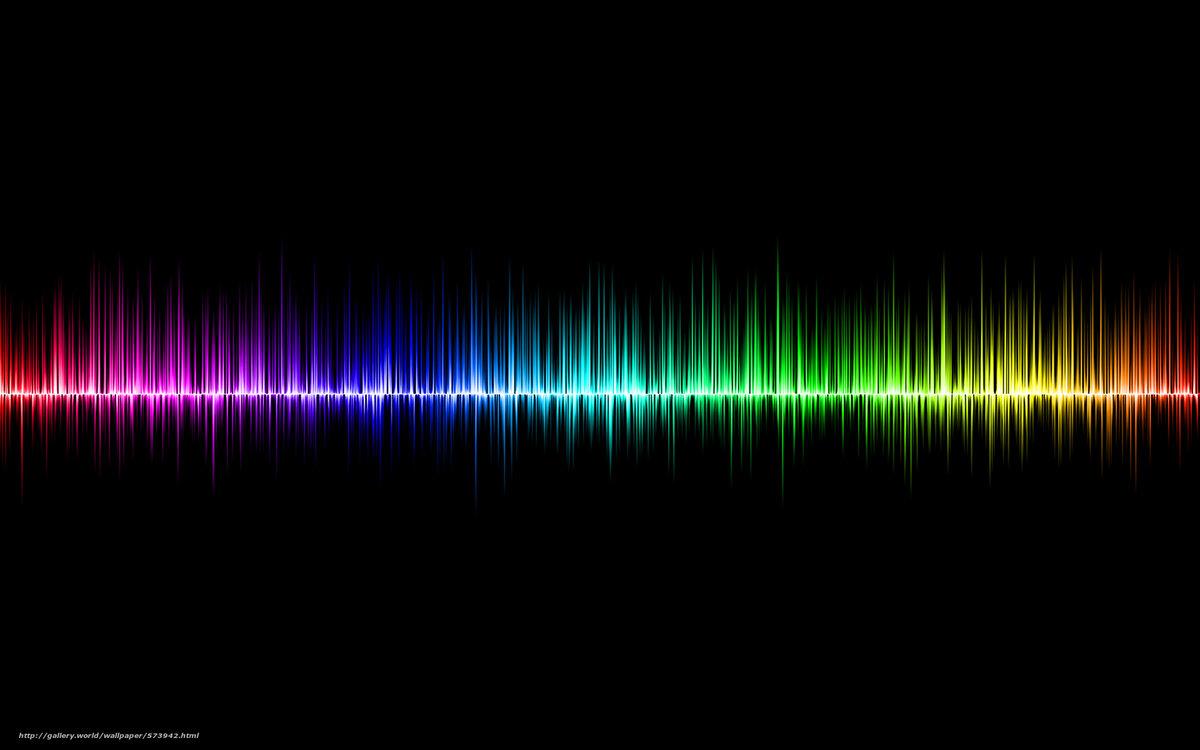 Картинка звуковые волны