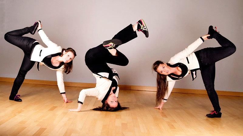 учить танцы по картинкам взрослой особи