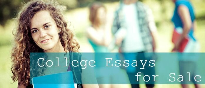 Where can i buy college essays