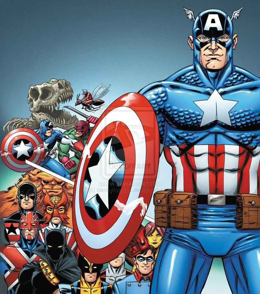 сочетании супергероев все картинки сделает пальцы