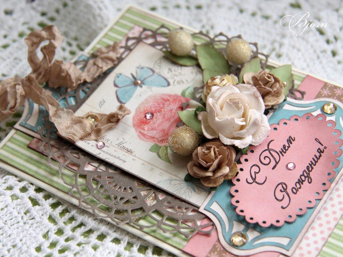 Открытки февраля, с днем рождения элегантные открытки авторские