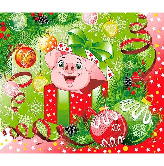 Картинки для детей с новым годом 2019