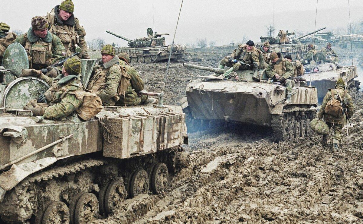 наших репортаж о выводе войск из чечни они