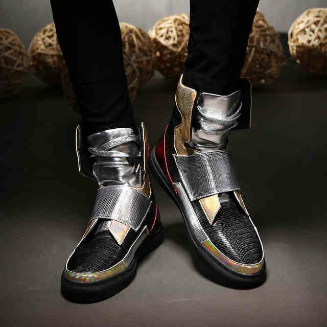 такой необычная мужская обувь фото градуировочной кривой
