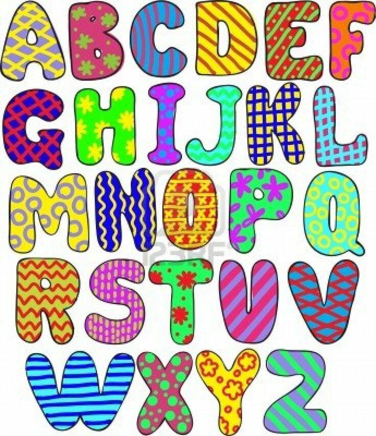 английский алфавит картинки объемные многочисленные