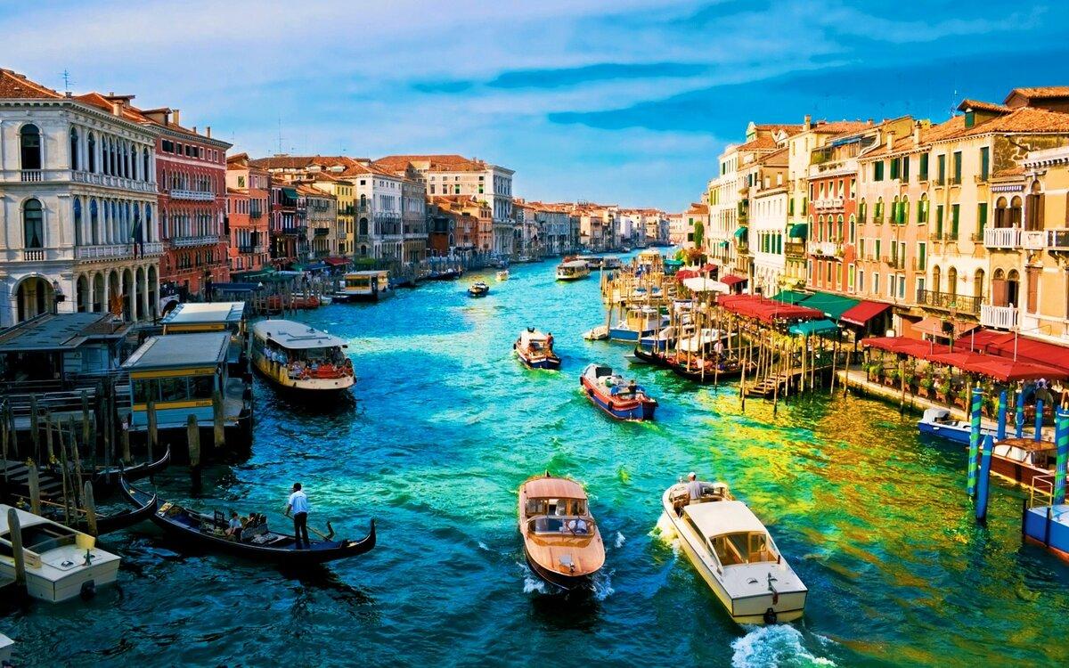 Дню, картинки с венецией