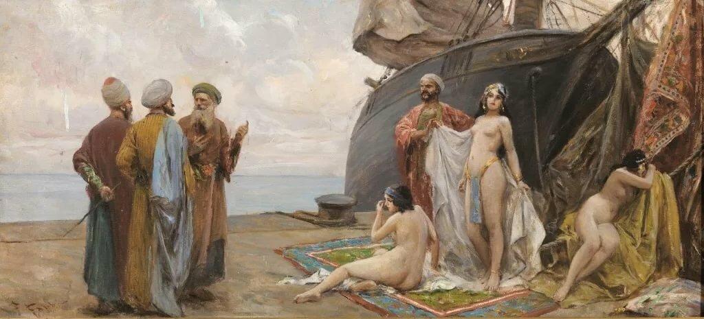 Секс рабыня смотреть еблю