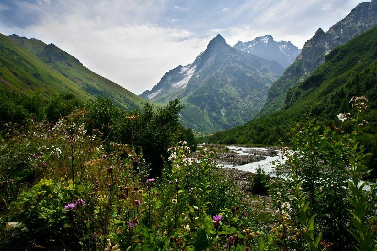 Кавказ в картинках