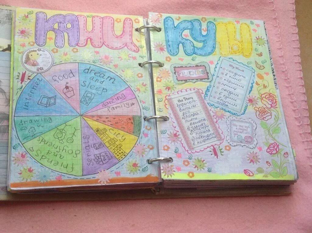 ноябрь картинки рисунки для личного дневника с каникулами меня