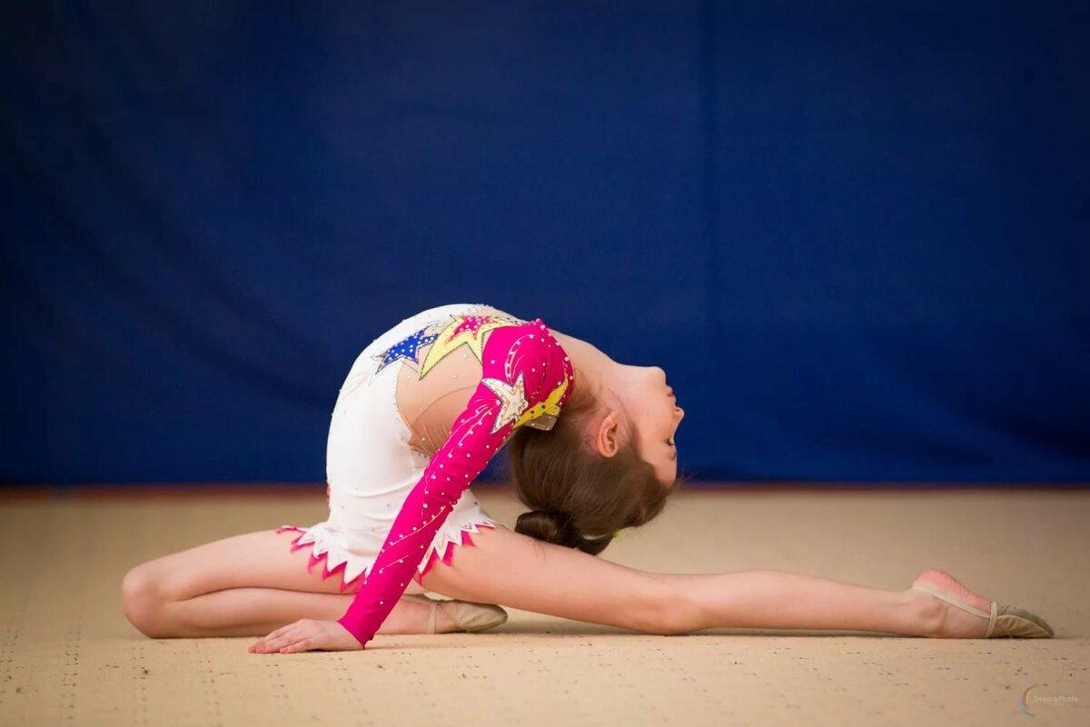 Картинки гимнастики несложные