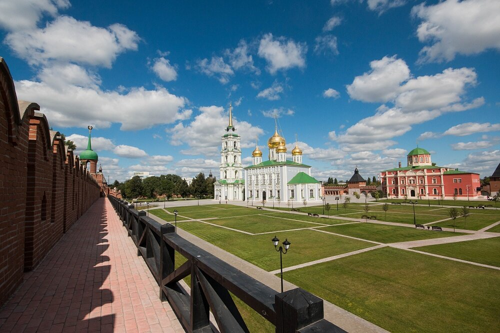 Тульский кремль картинки