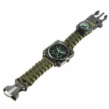 Тактические часы Xinhao Paracord Watch в Северодвинске