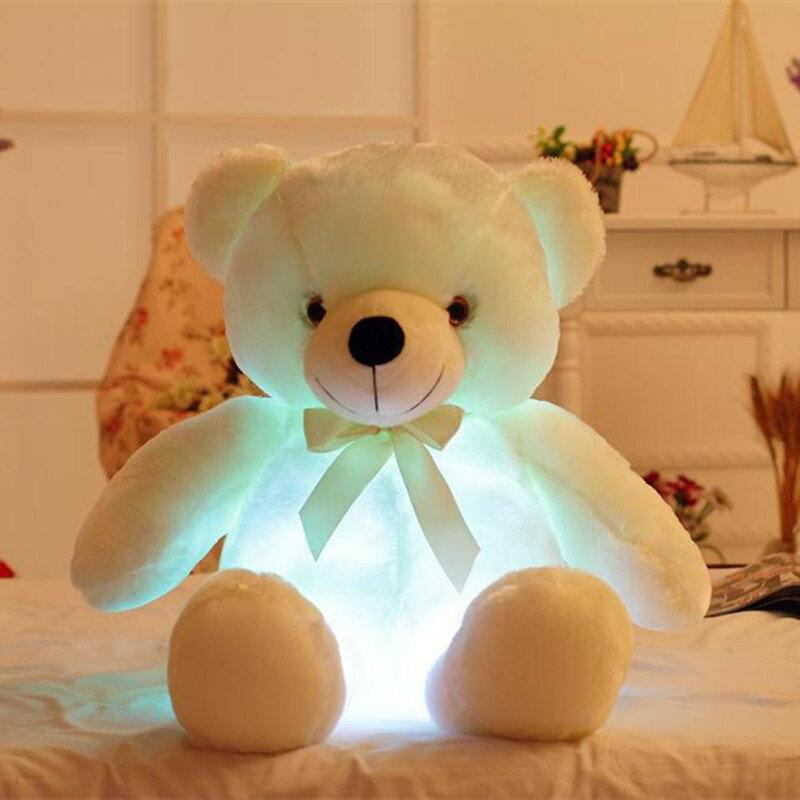 Светящийся плюшевый мишка в Перми