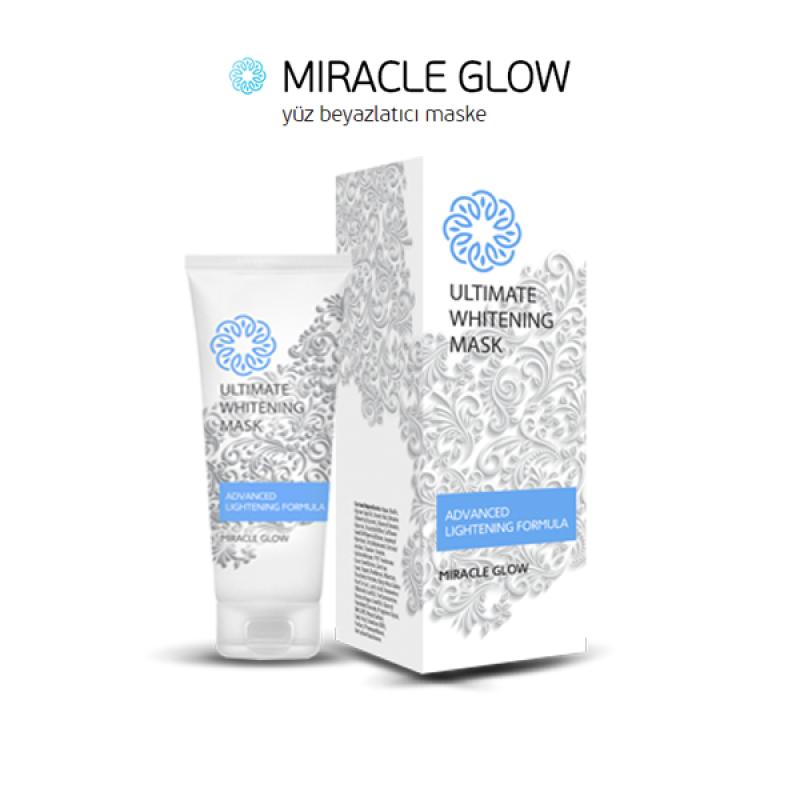 MIRACLE GLOW отбеливающая маска для лица в Волжском