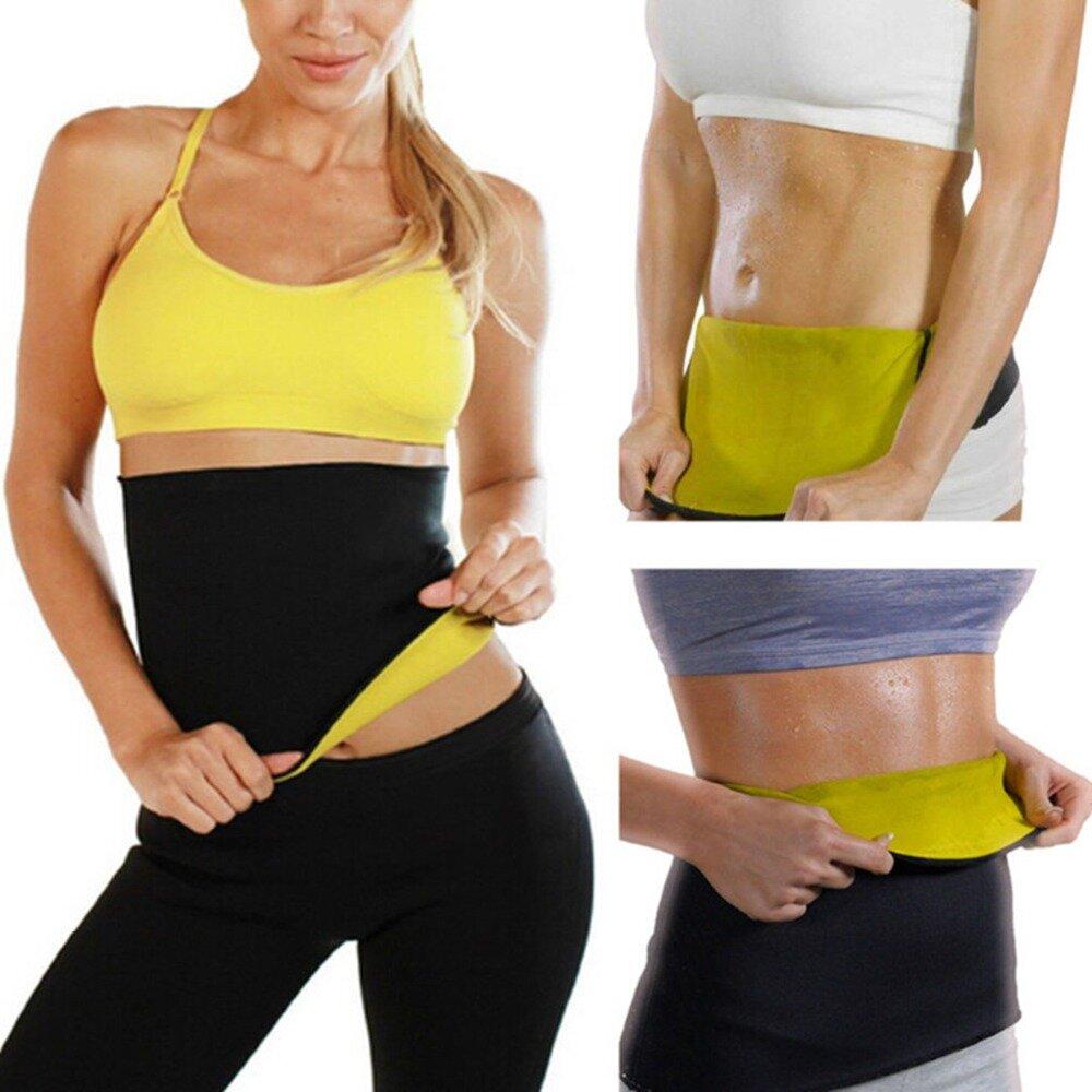пояс для похудения живота как одевать
