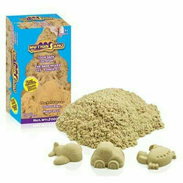 Кинетический песок Moving Sand в Ульяновске