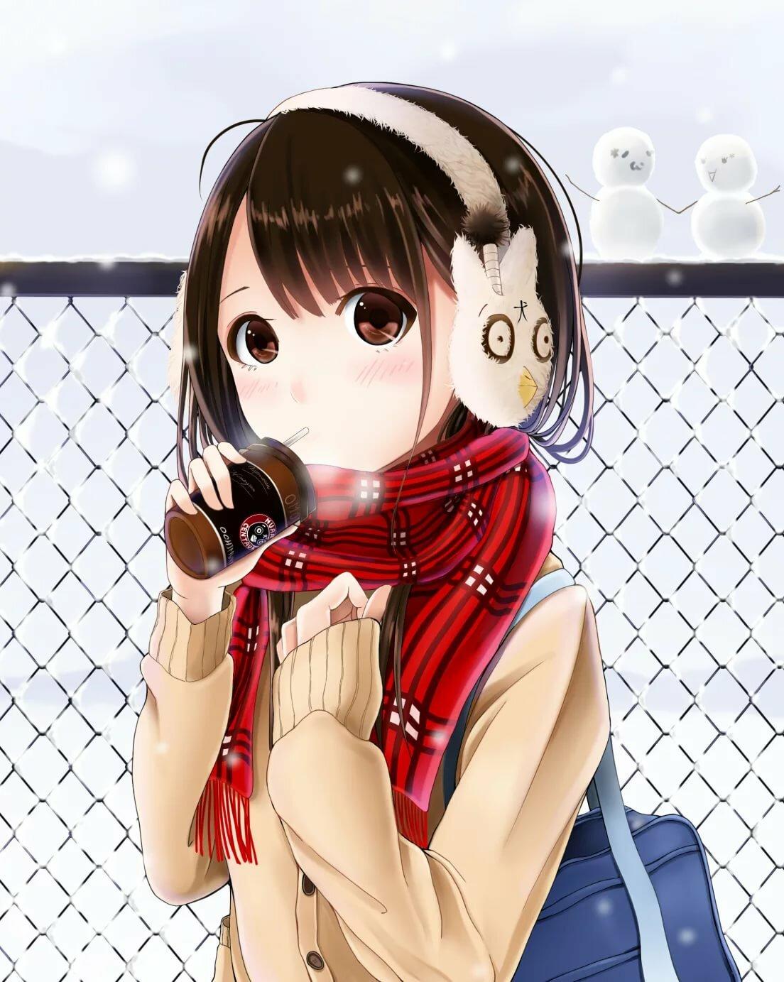 Девушке спокойной, прикольные картинки с девчонками аниме