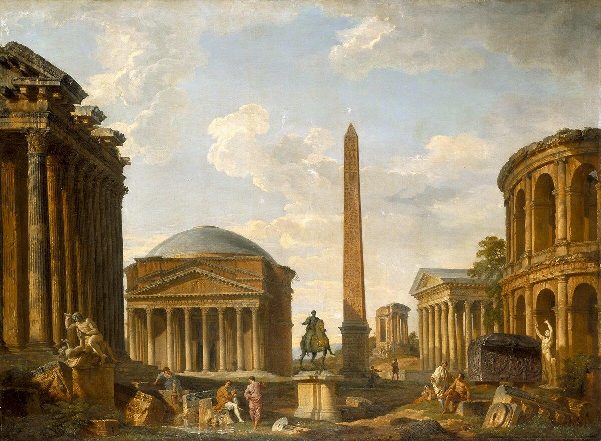 Римская история картинки