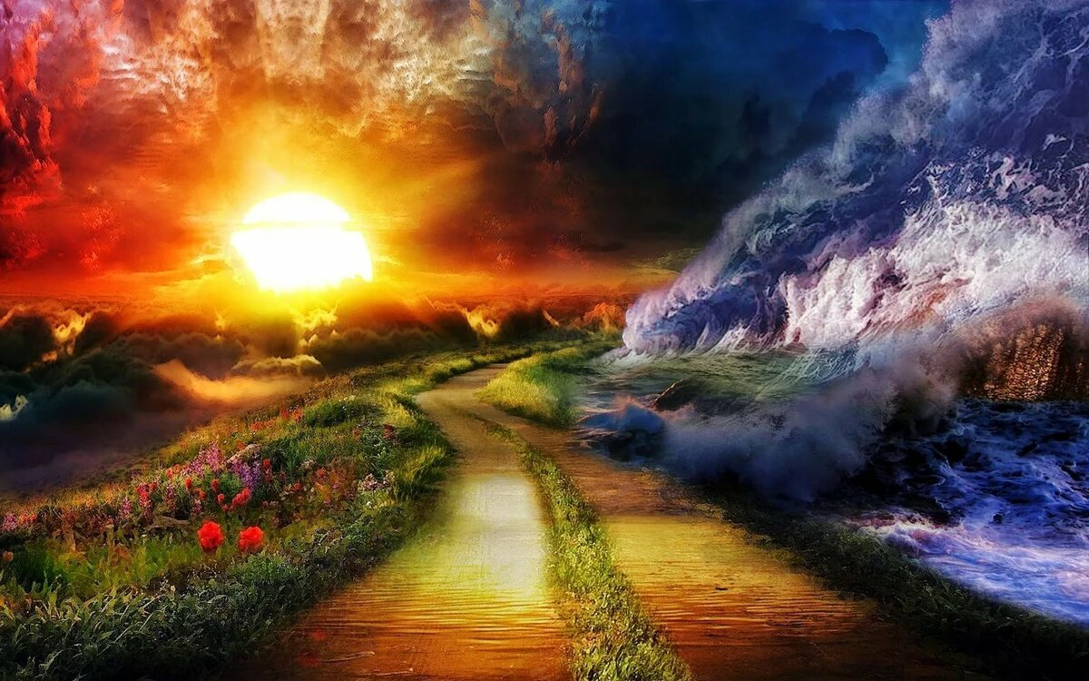 Картинки о стихии природы