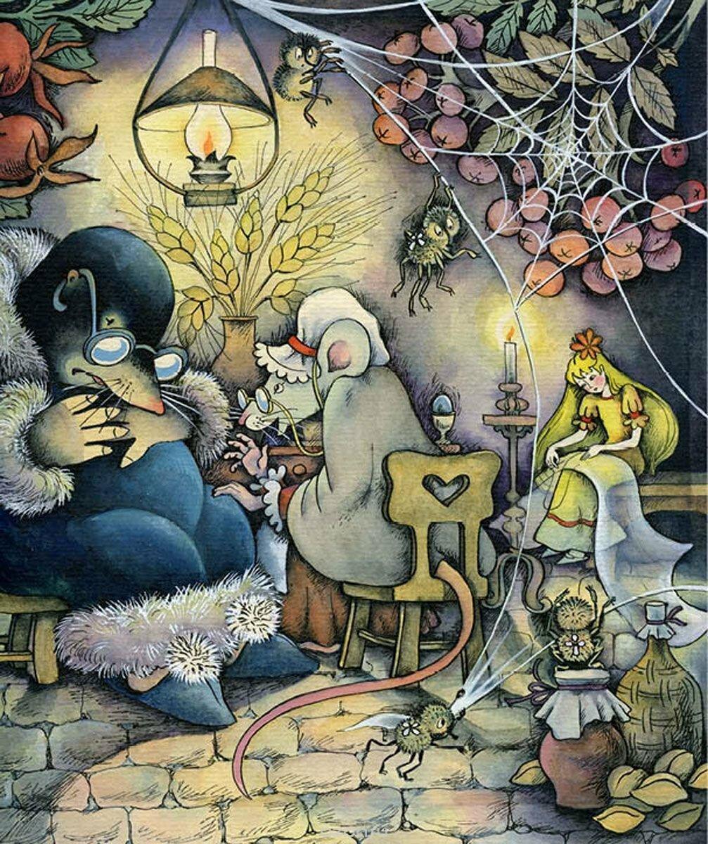 Картинки из американских сказок идиотизмы собрала