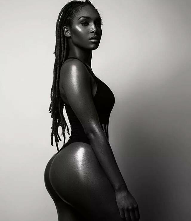 Sexy black beauty, seks prono photo