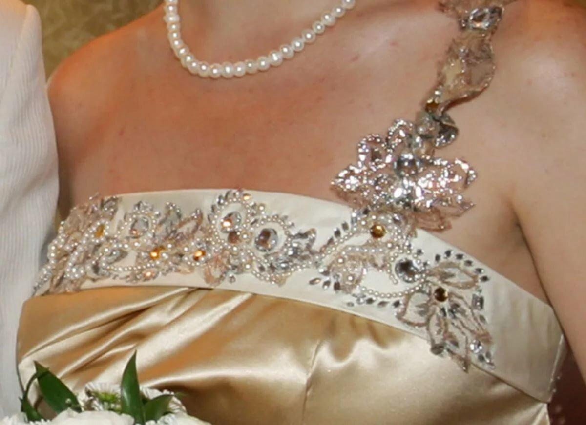 букет подарит украшение платья стразами фото плод кладезь