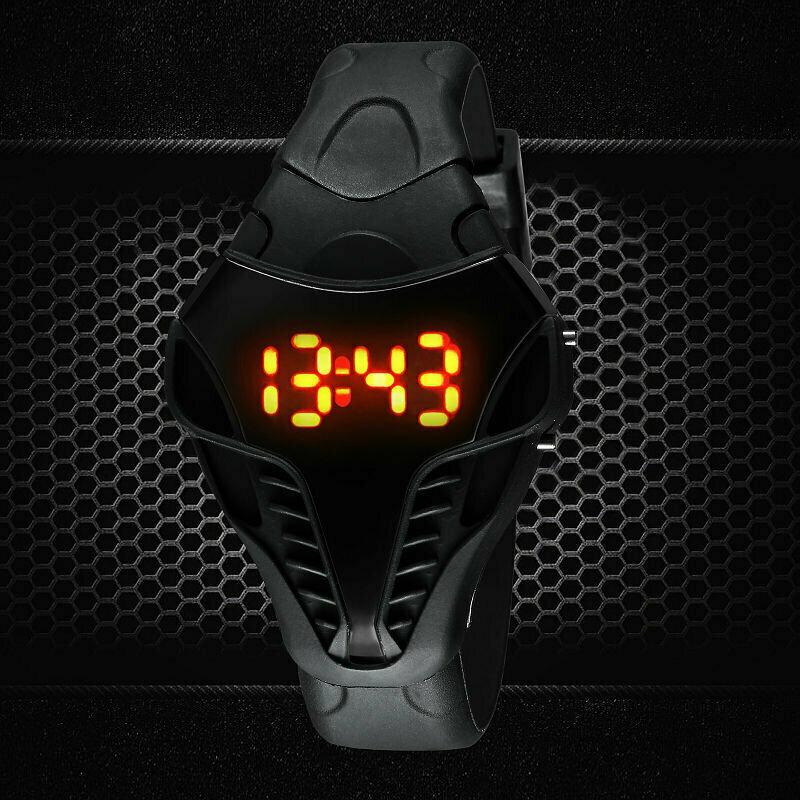 LED часы Iron Cobra в Уральске