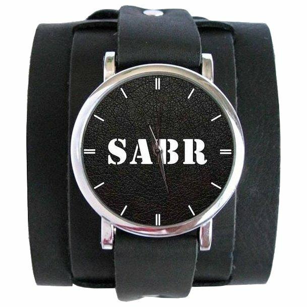 Часы SABR в Никополе