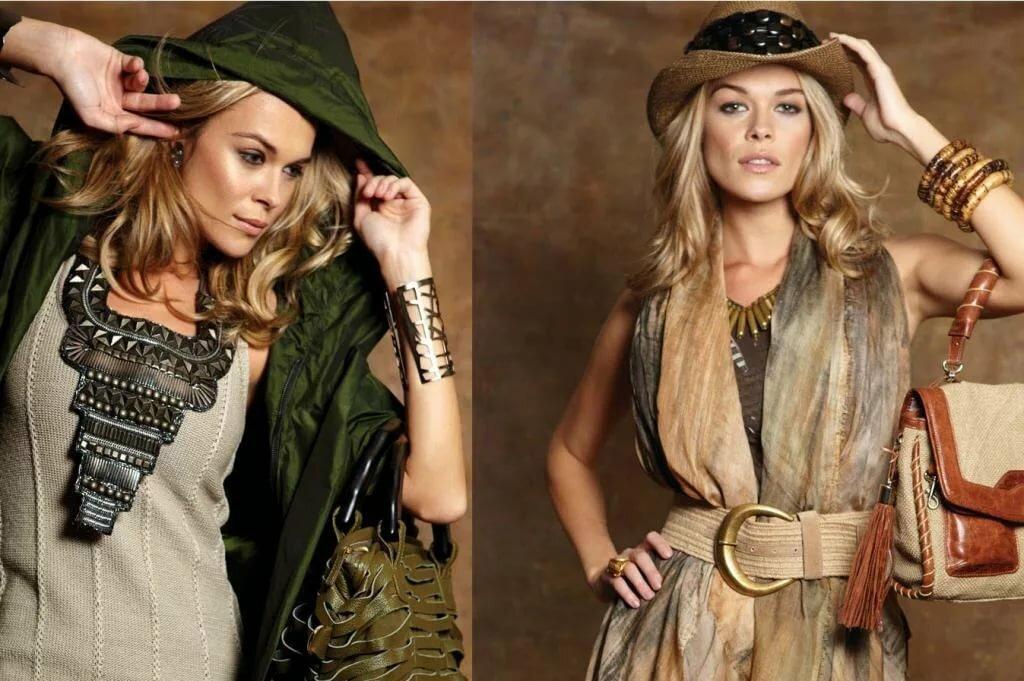 Картинки сафари стиль одежды