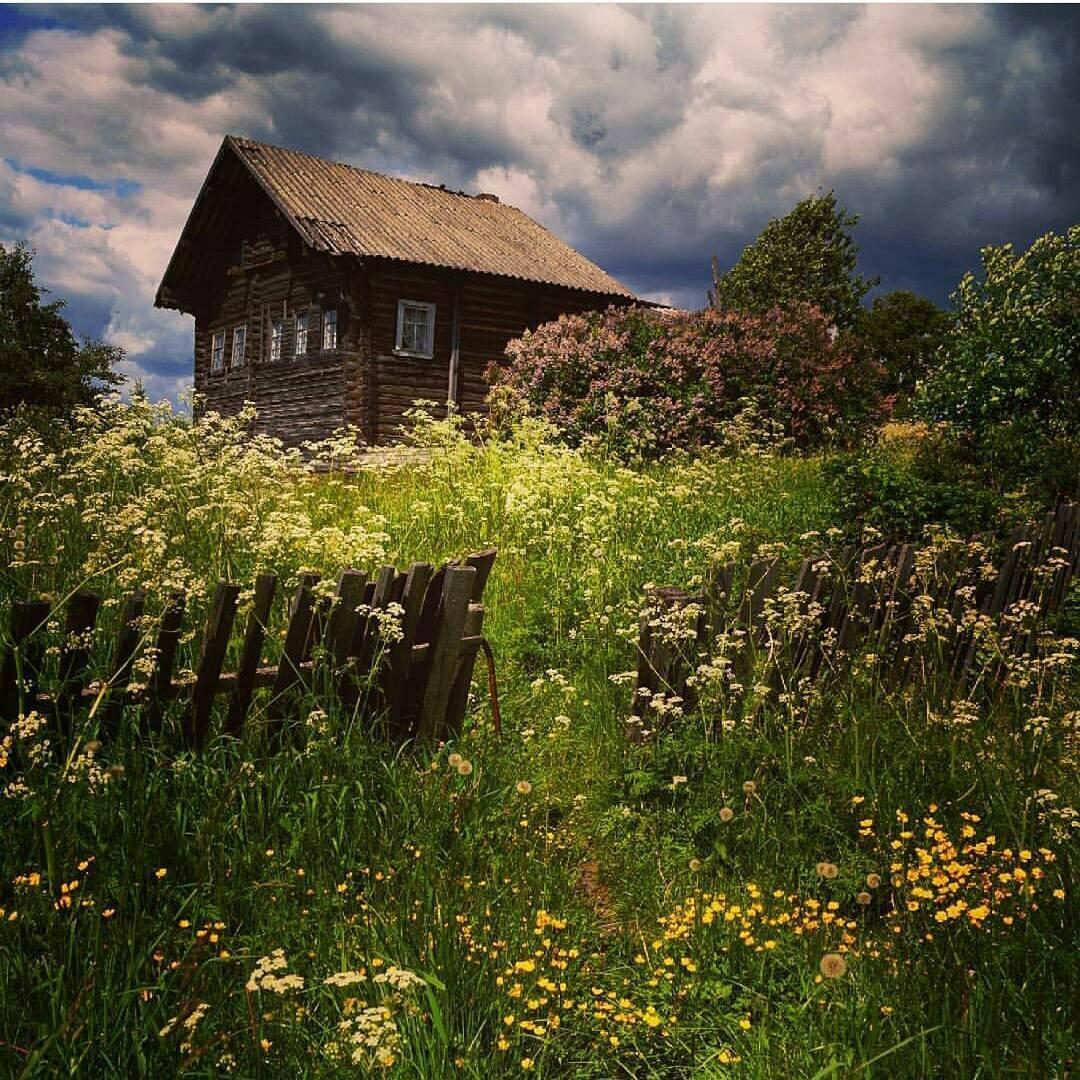 трудоемкий красивые пейзажи деревни картинки разновидностью