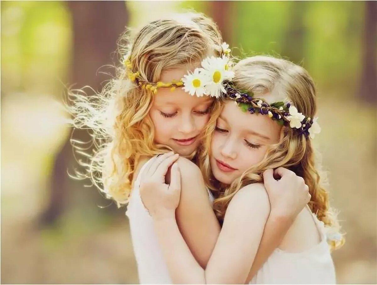 Для мамы, картинка сестренки