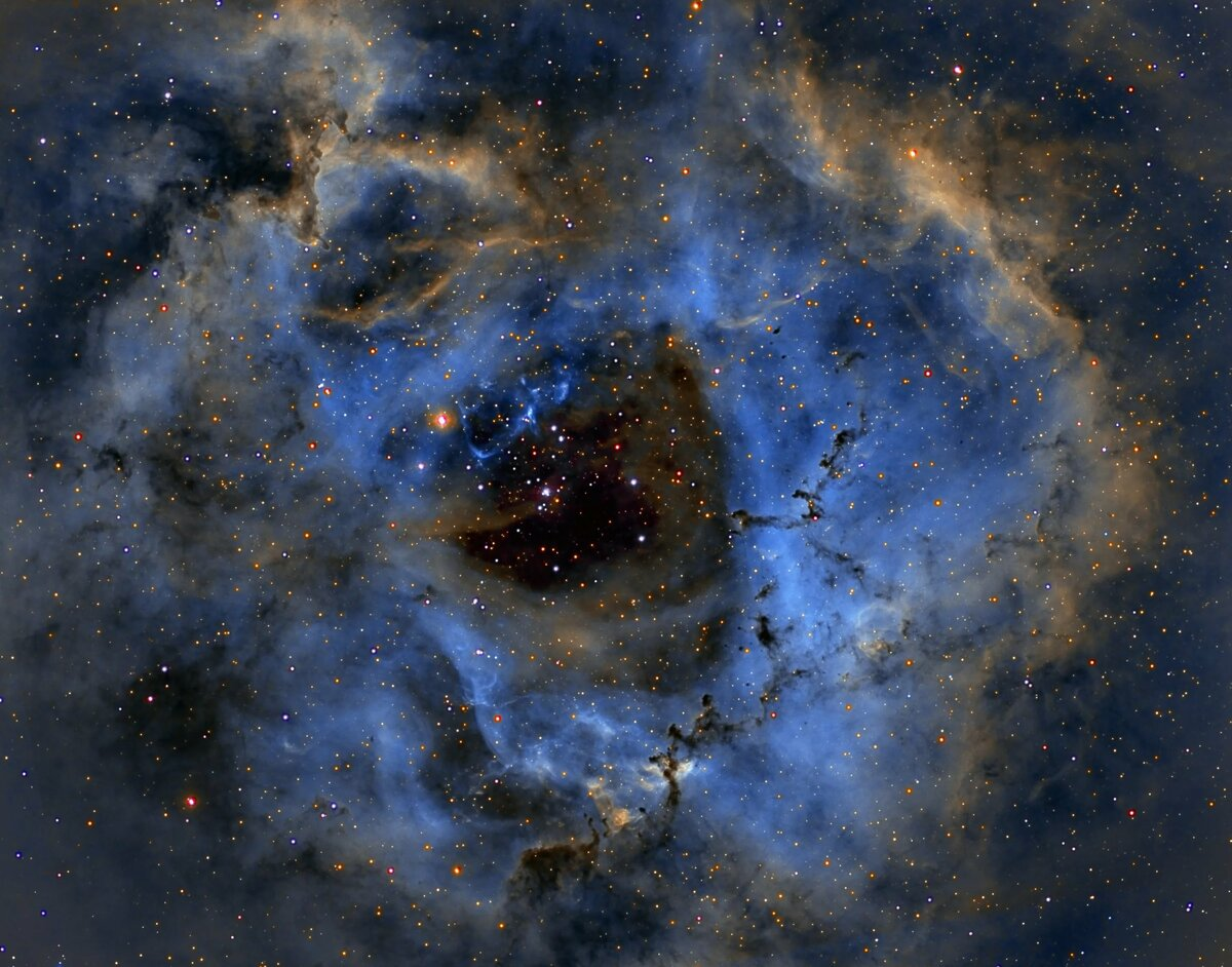 фотоснимки телескопа хаббл этой цели