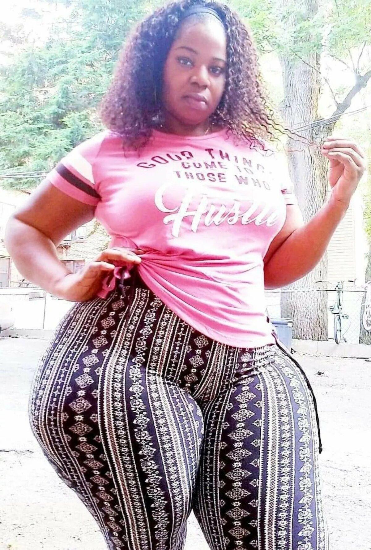 фото огромных жирных задниц африканок - 9