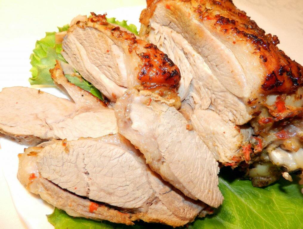 Блюда из индюка рецепты с фото