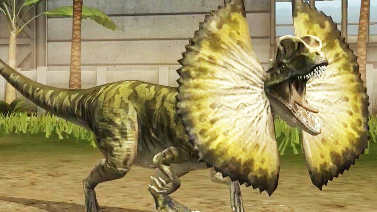 Дилофозавр картинки в юрском периоде