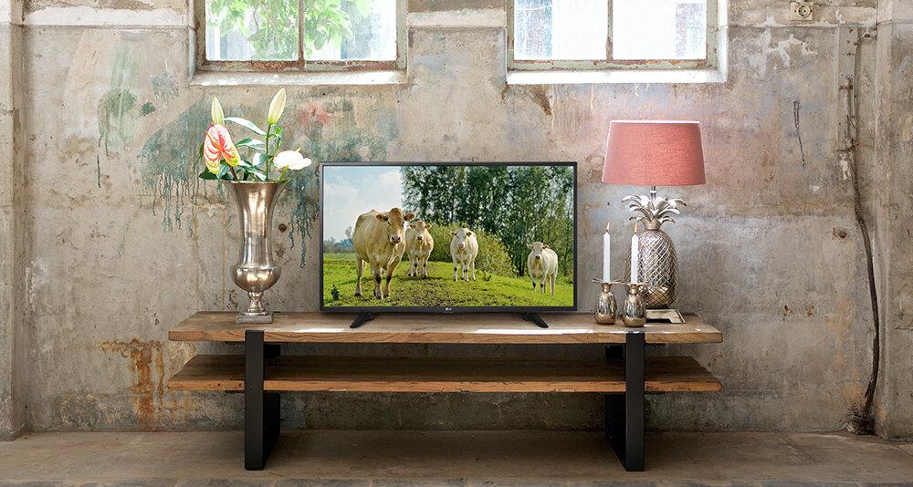 Tv meubel mooie modern te koop dehands be