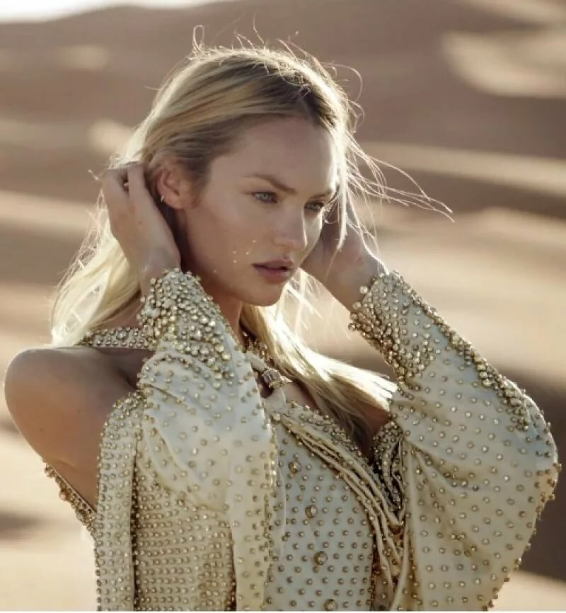 Candice Swanepoel As The New Face Of Givenchy Dahlia Divin Pornstreams 1