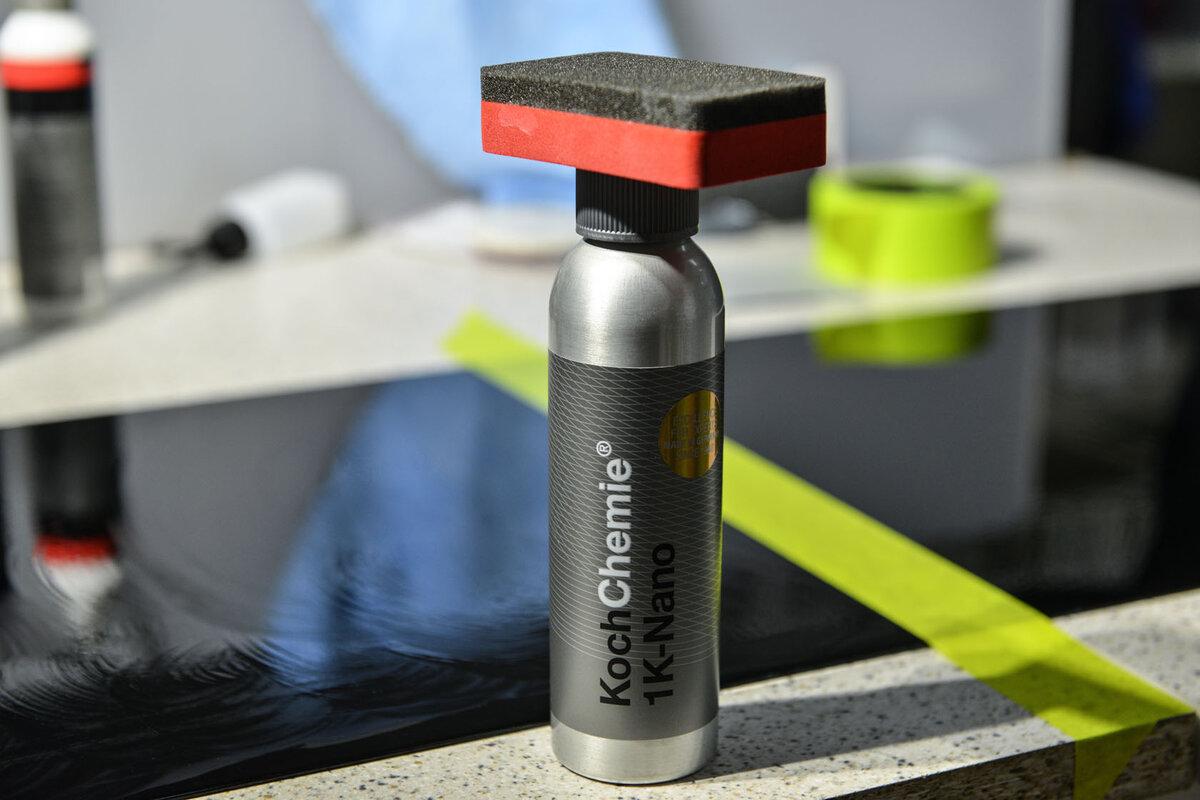 1K Nano Lack для защиты ЛКП авто в Полтаве