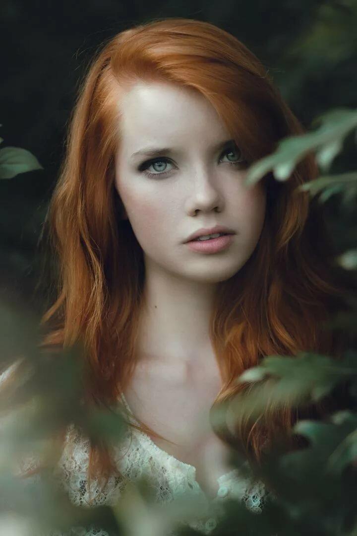 Redhead girl gallery — 15