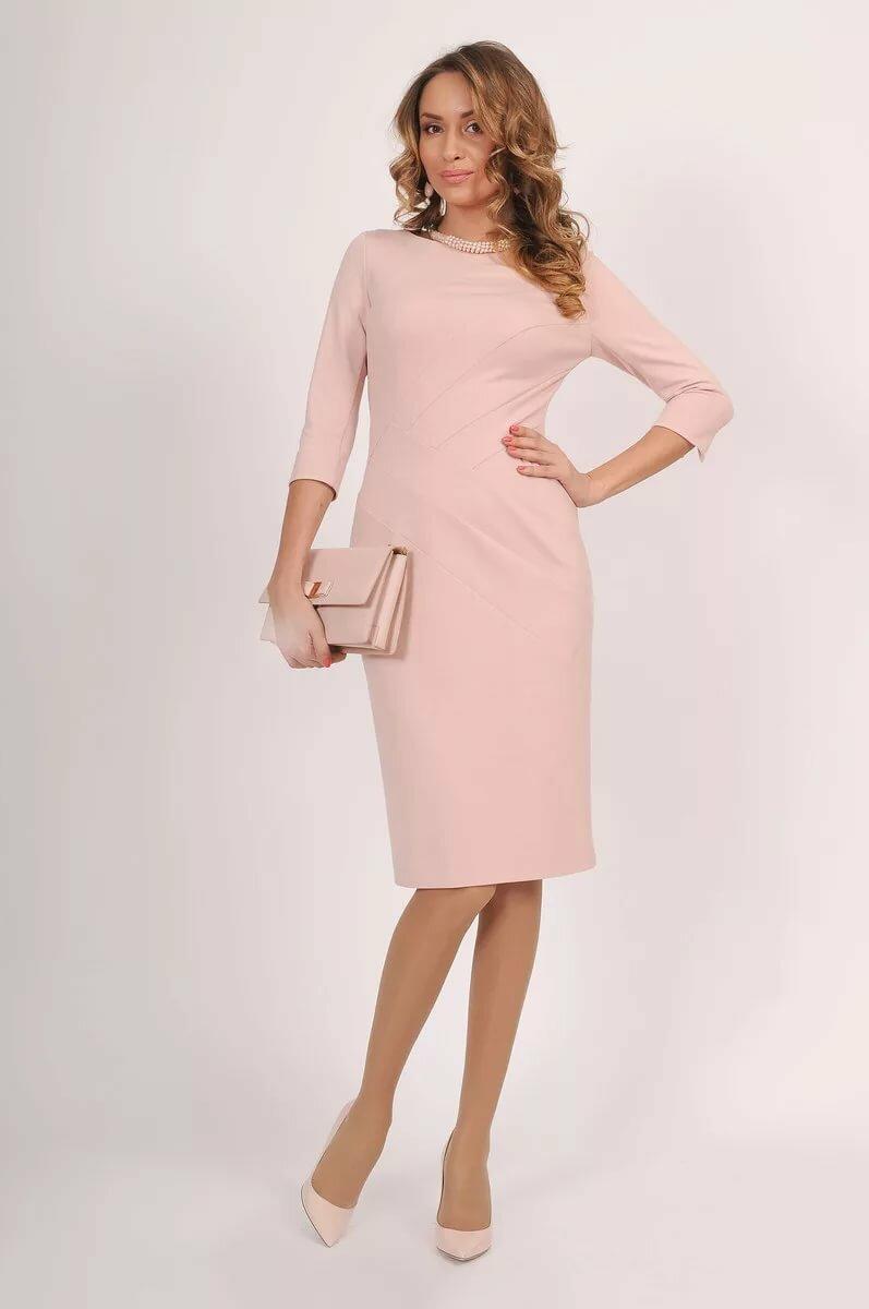 с чем носить розовое платье футляр фото тот, кого любите