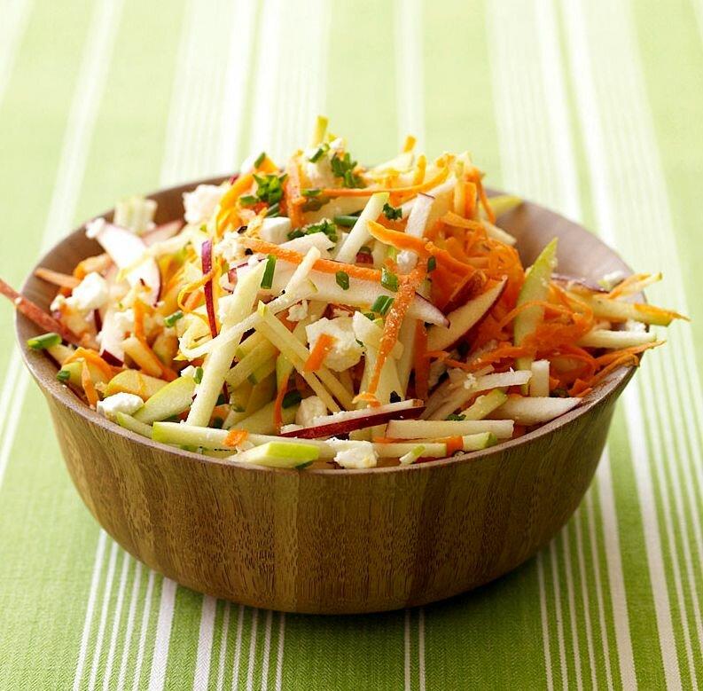 салат с редькой для похудения