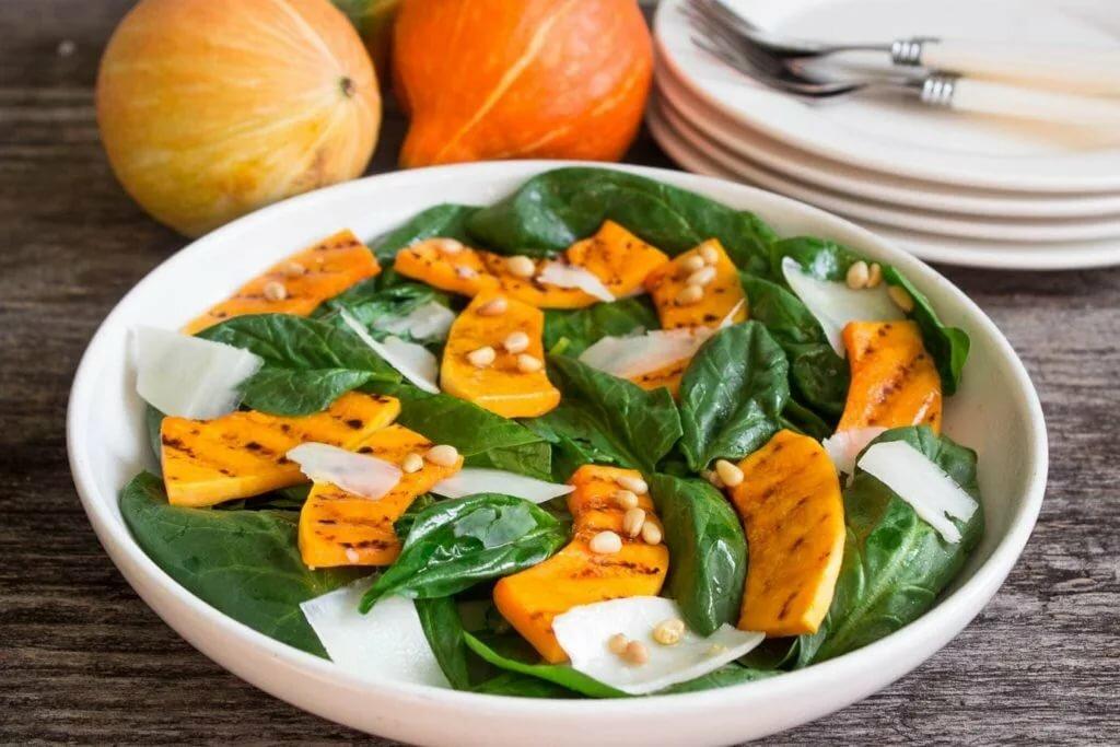 салат из тыквы фото рецепт утра