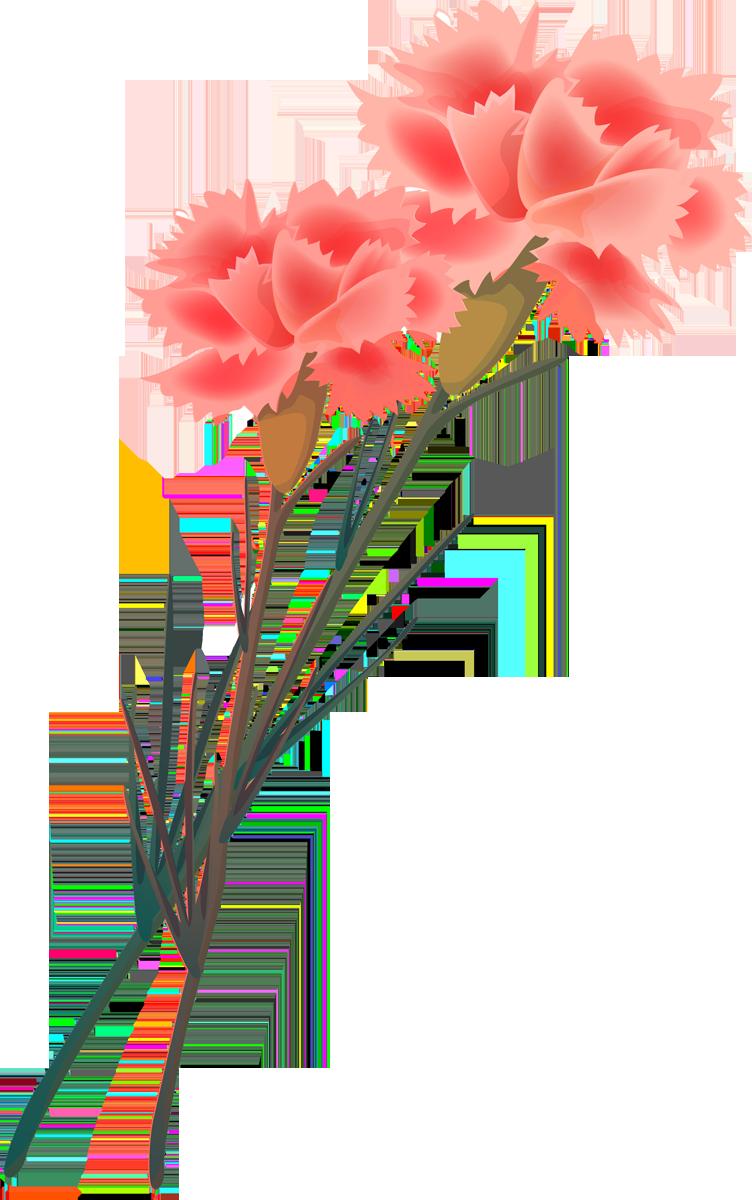 Картинка анимация гвоздика