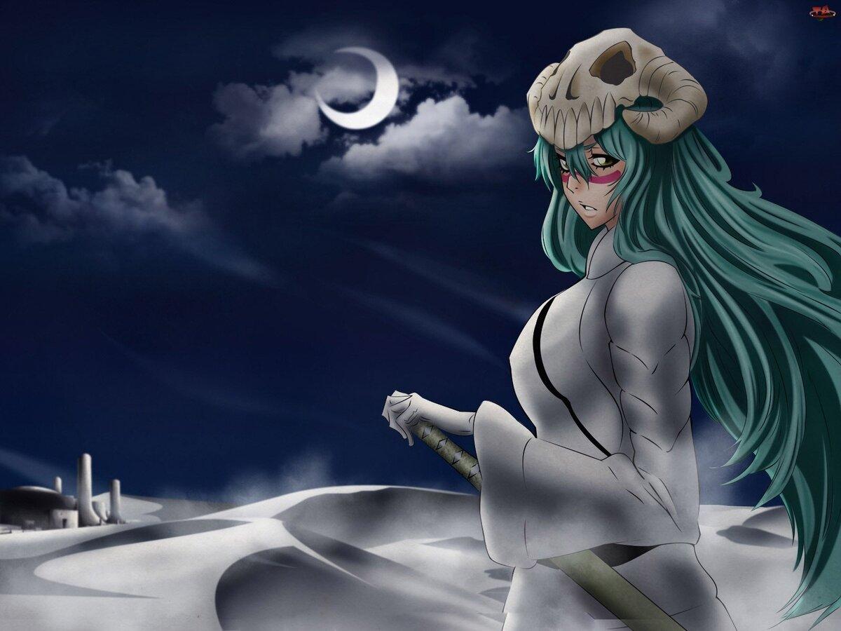 Картинки нелл из аниме