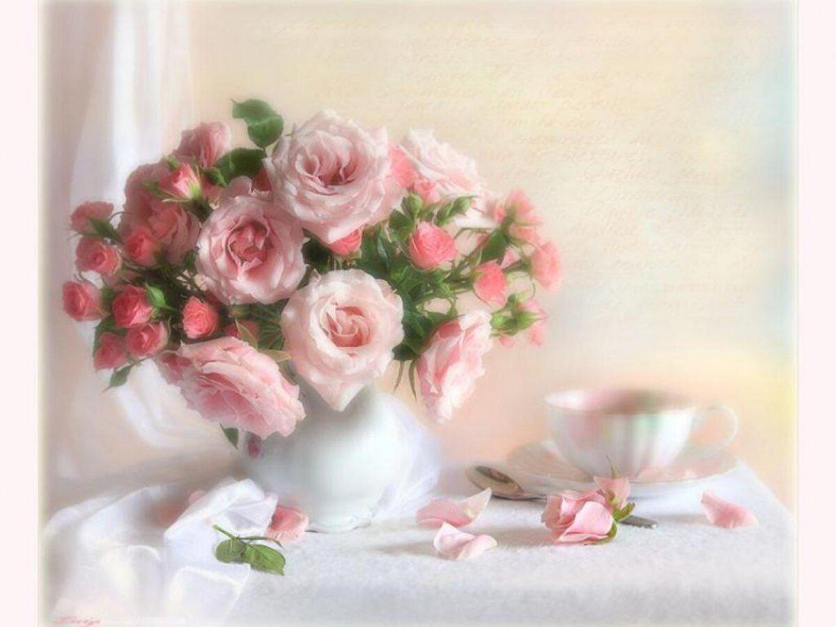 Картинка надписью, открытки цветы с днем рожденья