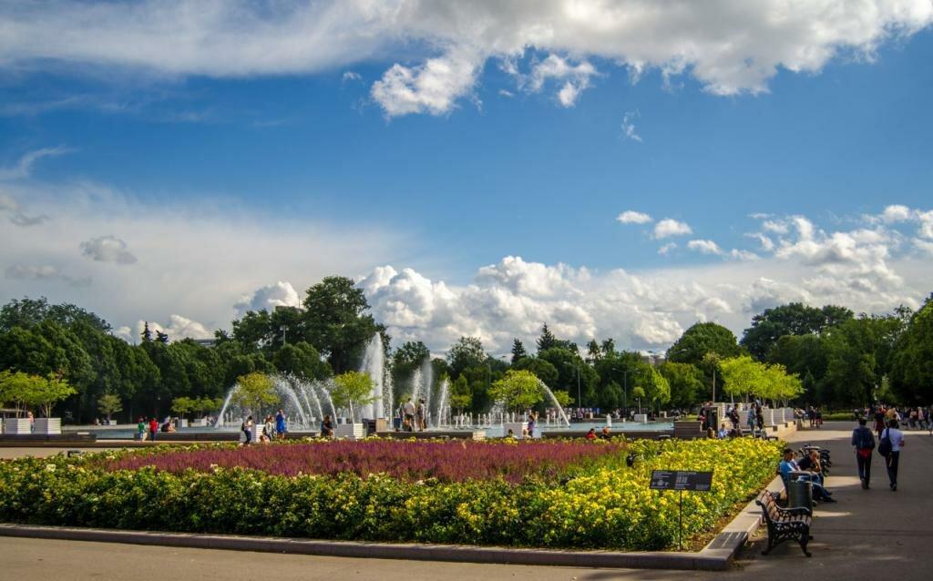 Дизайнерские проекты парка фото известен как