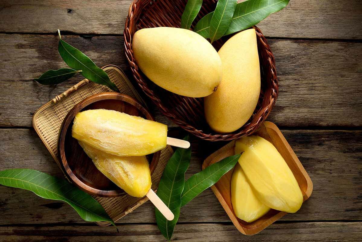 Фрукты фото манго