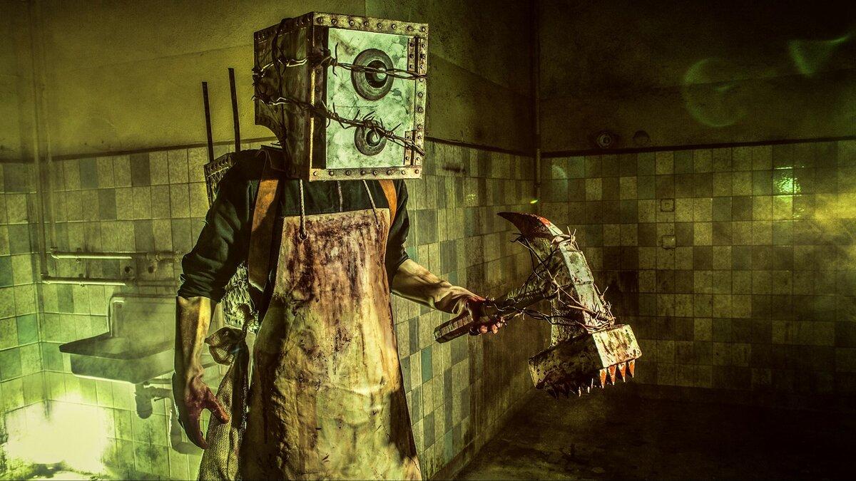 Картинки ужасы из игры